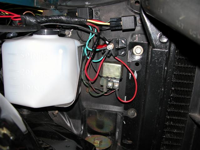 DSCN0327_sm Mad Electrical Wiring Harness Alternator on